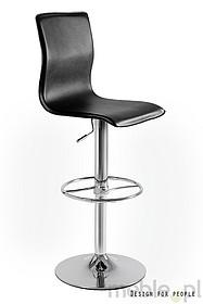 Hoker to nowocześnie stylizowane krzesło barowe. Wygodne siedzisko połączone z odpowiednio wyprofilowanym oparciem w całości obszyte jest...