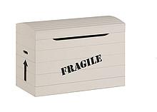 Zalety skrzyni Toy Box doceni niejeden rodzic. Dzięki niej w pokoju panuje idealny porządek. Pojemna skrzynia o solidnej konstrukcji zmieści wszystkie...