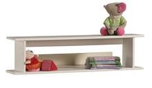 Półka prosta ścienna to praktyczny i elegancki model, który pozwala łatwo wyeksponować wybrane przedmioty. Idealnie sprawdzi się jako miejsce na ramki...