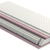 Komfortowy materac sprężynowy MIZARA - jednostrefowy