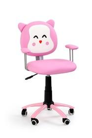 Fotel dziecięcy KITTY - różowy