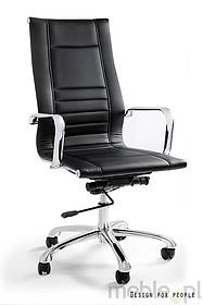 Nowoczesność, wygodna i świetny design - to gwarancja zadowolenia dla klientów! Czarny obrotowy fotel biurowy ASTER to doskonała propozycja dla osób...