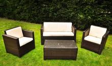 Zestaw mebli ogrodowych CALMO Odpowiednio zaprojektowany i z pasją wykonany zestaw ogrodowy CALMO, ozdobi nie tylko twój ogród ,ale także zapewni Państwu...