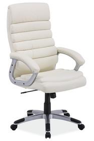 Elegancja i klasa! Q-087 to bardzo elegancki i stylowy fotel obrotowy, który spodoba się wielu nawet bardzo wymagającym klientom. Cechuje się bardzo...