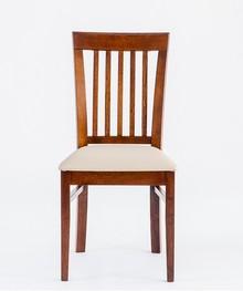Nowoczesne krzesło do jadalni EWITA, stelaż wykonany z drewna bukowego lub dębowego , siedzisko tapicerowane. Wysokość : 93cm Szerokość : 46cm...