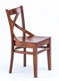 Bukowe krzesło do jadalni Opal VAR