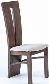 Drewniane, dębowe krzesło GORDON Wysokość : 105 cm Szerokość : 46 cm Głębokość : 41 cm Wysokość siedziska : 47 cm  Produkt wykonywany na...