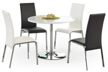 Elegancja i klasa! Stół OMAR będzie idealnym rozwiązaniem zarówno do nowoczesnych wnętrz mieszkalnych, takich jak kuchnia czy salon, jak również do...