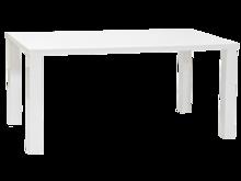 Stół MONTEGO 120x80 - biały lakier