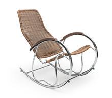 Fotel bujany BEN - naturalny