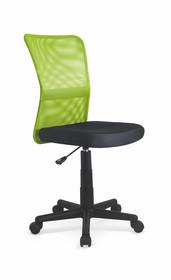 Fotel młodzieżowy DINGO - limonkowy