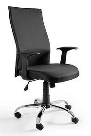 Black on Black to klasyczne krzesło biurowe doskonale pasujące do każdego typu wnętrza. Oparcie krzesła zostało odpowiednio wyprofilowane, dzięki czemu...