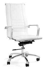 Nowoczesność, wygodna i świetny design - to gwarancja zadowolenia dla klientów! Biały obrotowy fotel biurowy ASTER to doskonała propozycja dla osób...