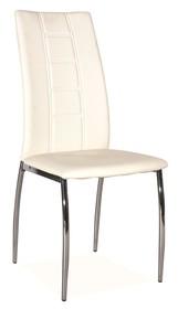 Krzesło H-880 BIAŁE