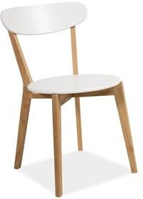 Subtelna elegancja! Delikatne krzesło MILAN stanowi idealne wykończenie niebanalnej jadalni, a dzięki swojej prostocie znajdzie zastosowanie również w...