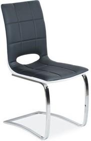 Elegancja i klasa! Niebanalne krzesło H-431 spodoba się zwolennikom nietypowych i oryginalnych rozwiązań. Mebel ten został niezwykle solidnie wykonany za...