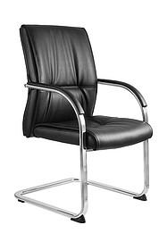Jak podkreślić nowoczesny charakter wnętrza? Doskonałym rozwiązaniem jest fotel biurowy BRANDO SKID. Współczesna forma siedziska i stabilna konstrukcja...