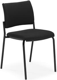 Tapicerowane krzesło na nogach INTRATA V-31