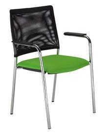 Siatkowe krzesło na nogach INTRATA V-32