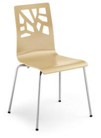Krzesło Verbena to bardzo efektowny mebel, który przypadnie do gustu wielu osobom, nawet tym bardzo wymagającym. Ciekawa stylistyka sprawia, że krzesło...