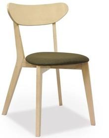 Delikatnie i z klasą! Krzesło NARVIK to mebel bardzo ciekawie nawiązujący do współczesnego designu, co zapewne spodoba się wszystkim klientom ceniącym...