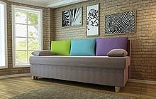 KANAPA DENVER  Prawdziwy diament wśród mebli tapicerowanych. Jest nie tylko wyposażeniem ale przede wszystkim efektowną dekoracją każdego wnętrza....
