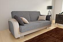 WERSALKA DALLAS   SPECYFIKACJA: * konstrukcja - płyta wiórowa, drewno * wysokiej jakości pianka tapicerska, materiały usztywniające * funkcja spania...