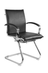 Jak podkreślić nowoczesny charakter wnętrza?  Warto postawić na współczesny design i doskonałą jakość wykonania. Czarny fotel Amero Skid idealnie...