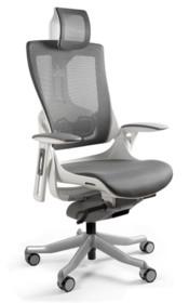 Fotel WAU 2 to model, w którym ogromną uwagę zwrócono na ergonomię i wygodę użytkowania. Dzięki regulacji oparcia można ten fotel idealnie dopasować...
