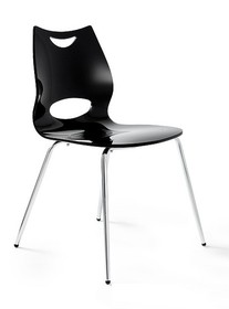 Krzesło WAVE w trzech kolorach