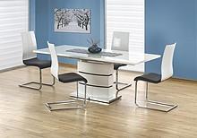 Piękno i klasa!  Nobel to nowoczesny stół o niebanalnej formie. Będzie doskonałym rozwiązaniem do wszystkich prostych i stylowych wnętrz, również...