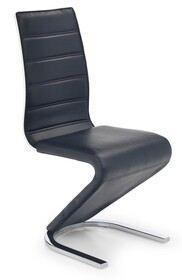 Krzesło K194 - czarny/biały