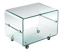 Stolik szklany PANORAMA MINI - szkło