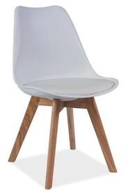 Styl i wygoda!  Krzesło KRIS to niebanalny mebel o niezwykle oryginalnej formie, obok której trudno przejść obojętnie. Dostępny jest w kilku...