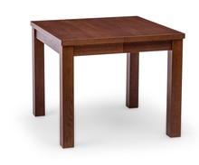 Rozkładany stół dębowy KANSAS Stół wykonany z drewna dębowego  Stół rozkładany co 50cm, wkładki trzymane poza stołem.  Długość : 90cm -...