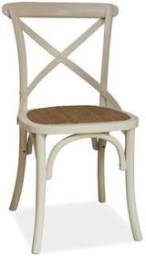 Krzesło LARS - biały