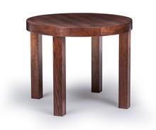Stylowy stół KARO, oskrzynia i nogi wykonane z drewna dębowego, blat płyta okleinowana fornirem naturalnym. Stół rozkładany co 50cm, wkładki trzymane...