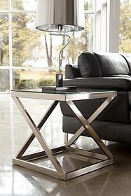 Minimalizm i nowoczesność!  Nowoczesny stolik T136-2 to bardzo nowoczesny mebel, który spodoba się wszystkim miłośnikom tak designerskich rozwiązań....