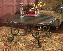 Elegancja i klasa!  Okrągły stolik kawowy T382-8 sprawdzi się w każdym pokoju dziennym, w którym stanie się nie tylko praktycznym elementem, ale...