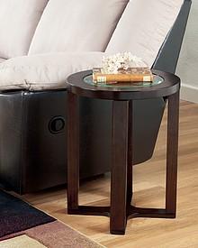 Prostota formy!  Okrągły stolik T477-6 to mebel o bardzo szerokim zastosowaniu, który sprawdzi się w najróżniejszych wnętrzach. Może być znakomitym...