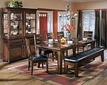 Ponadczasowy styl!  Stół D442-45 spodoba się zarówno miłośnikom klasycznych, ponadczasowych rozwiązań, jak również zwolennikom bardziej...
