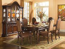 Klasa i szyk!  D553-35 to niezwykle praktyczny, rozkładany stół, który spodoba się nawet bardzo wymagającym osobom poszukującym rozwiązań na...