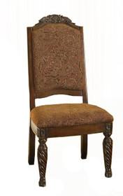 Tapicerowane krzesło D553-02