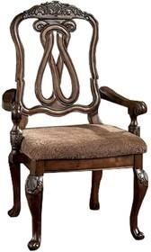 Krzesło z podłokietnikami D553-03A