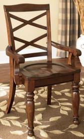 Krzesło z podłokietnikami D697-01A