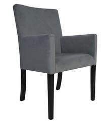 Fotel wąski w czterech wysokościach