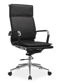 Elegancja i klasa! Elegancki i stylowy fotel obrotowy Q-253 spodoba się nawet najbardziej wymagającym klientom, którzy docenią klasyczną stylistykę tego...