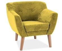 Fotel BERGEN 1 zachwyci miłośników wygody i nowoczesnego designu. W połączeniu z sofą BERGEN 2 stworzy unikalny zestaw, który doskonale wkomponuję...