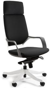 Nowoczesność i wygoda to cechy, które docenią osoby spędzające wiele godzin w pozycji siedzącej. Obrotowy szary fotel Apollo to doskonała propozycja...