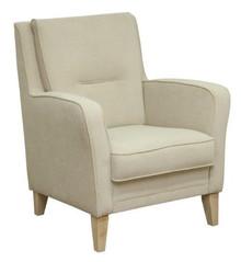 Nowoczesny wymiar komfortu!  Nowoczesny fotel CLARISSA Stelaż drewniany. Siedzisko: sprężyna falista, bonell oraz pianka poliuretanowa. Oparcie: pasy...